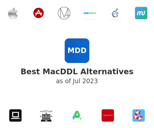 Best MacDDL Alternatives