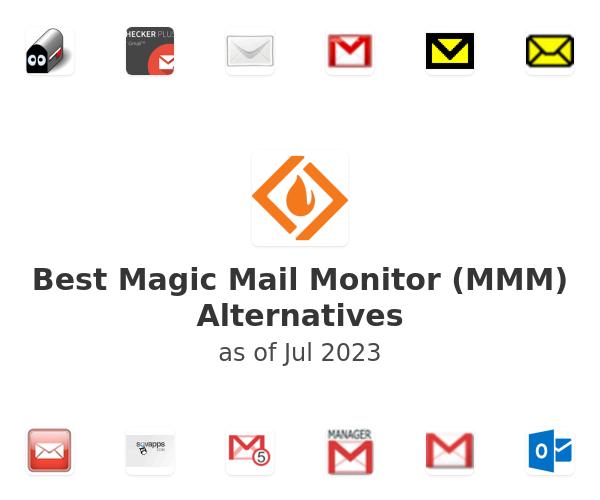 Best Magic Mail Monitor (MMM) Alternatives