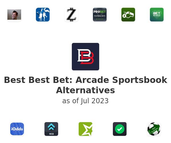 Best Best Bet: Arcade Sportsbook Alternatives