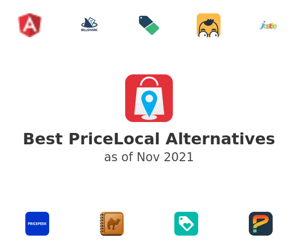 Best PriceLocal Alternatives
