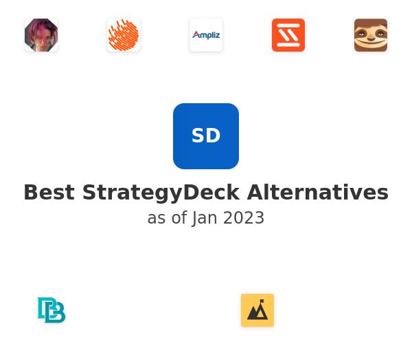 Best StrategyDeck Alternatives