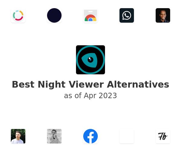 Best Night Viewer Alternatives