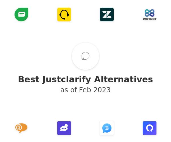 Best Justclarify Alternatives