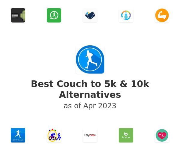 Best Couch to 5k & 10k Alternatives