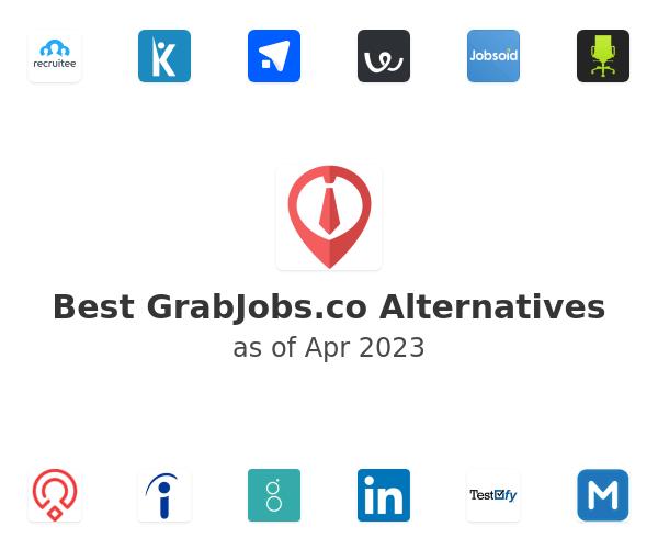 Best GrabJobs.co Alternatives