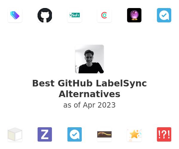 Best GitHub LabelSync Alternatives