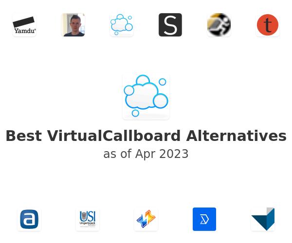 Best VirtualCallboard Alternatives