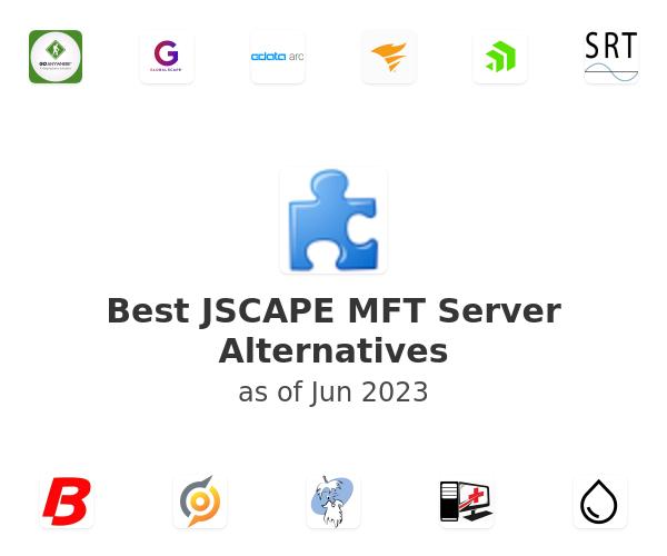 Best JSCAPE MFT Server Alternatives