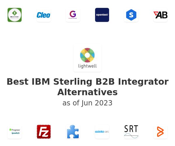 Best IBM Sterling B2B Integrator Alternatives