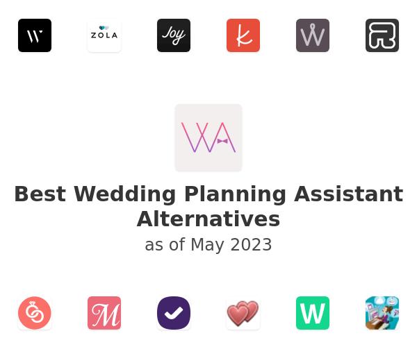 Best Wedding Planning Assistant Alternatives
