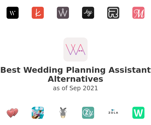 Best Wedding Planning Assistant Alternatives