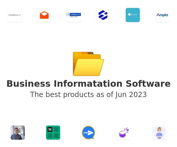 Business Informatation Software