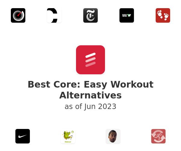 Best Core: Easy Workout Alternatives