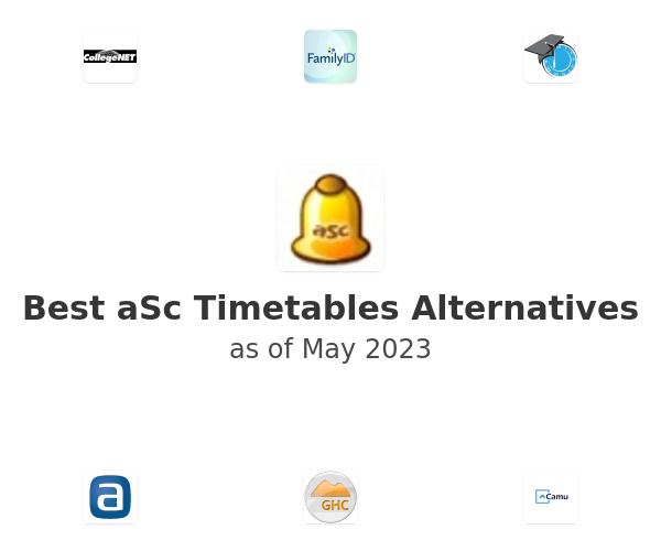 Best aSc Timetables Alternatives