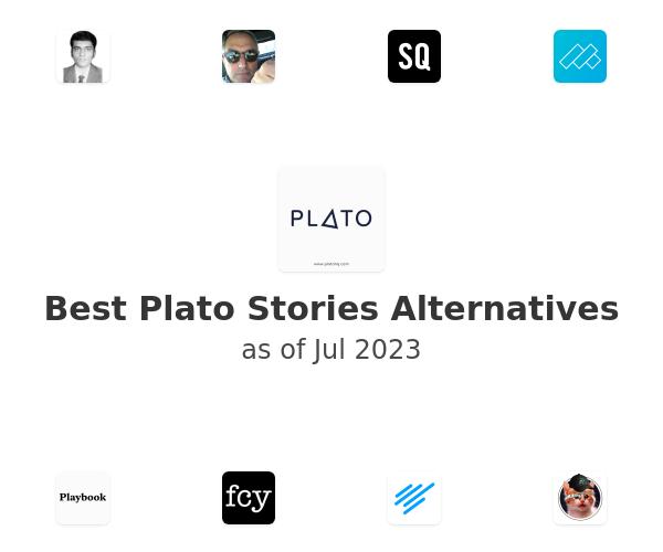 Best Plato Stories Alternatives