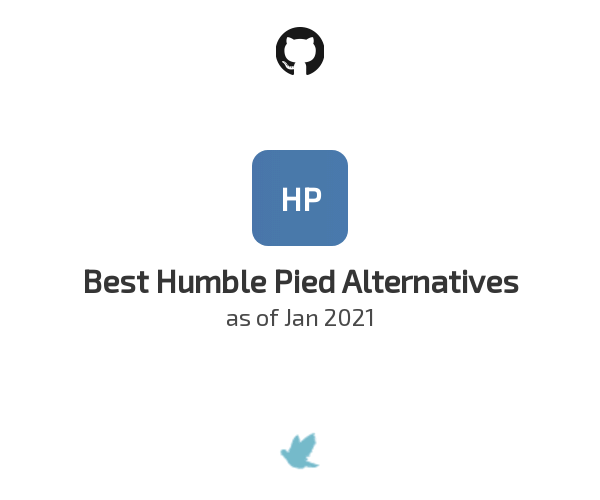 Best Humble Pied Alternatives