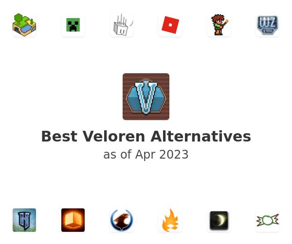 Best Veloren Alternatives