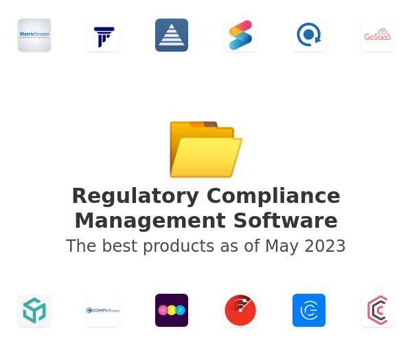 Regulatory Compliance Management Software