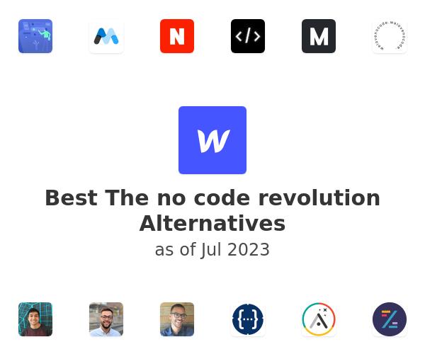 Best The no code revolution Alternatives