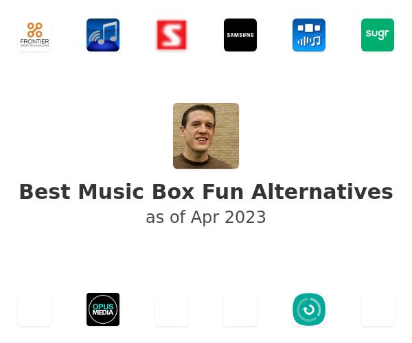 Best Music Box Fun Alternatives