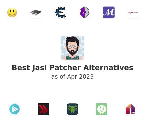 Best Jasi Patcher Alternatives
