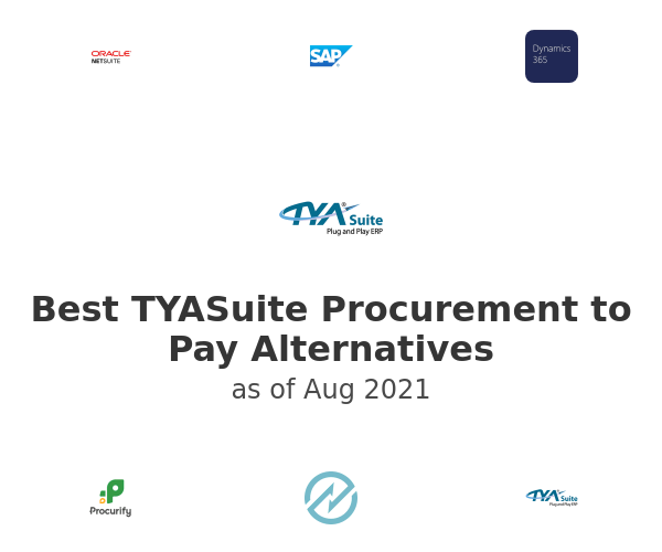 Best TYASuite Procurement to Pay Alternatives