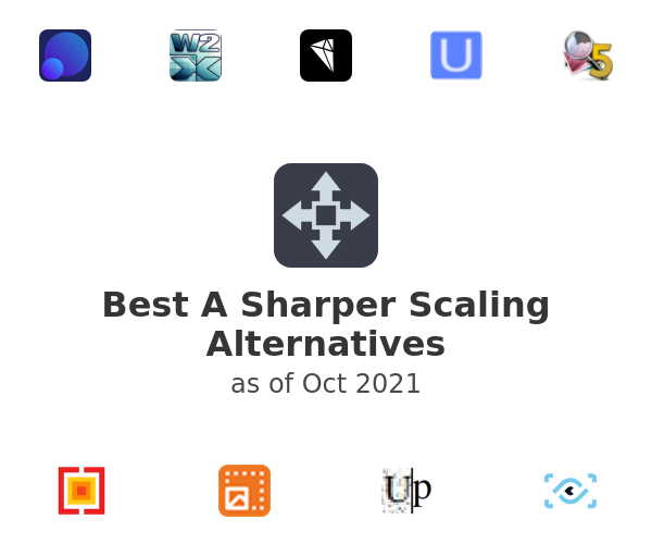 Best A Sharper Scaling Alternatives