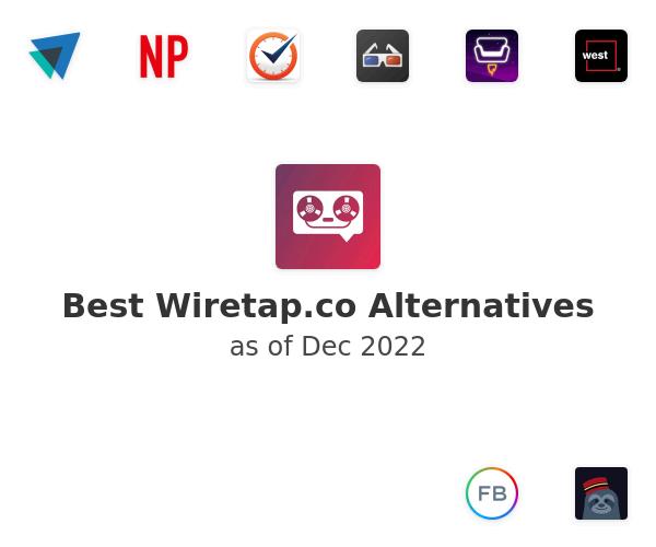 Best Wiretap Alternatives