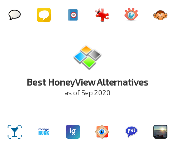 Best HoneyView Alternatives