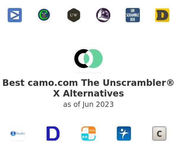 Best The Unscrambler® X Alternatives
