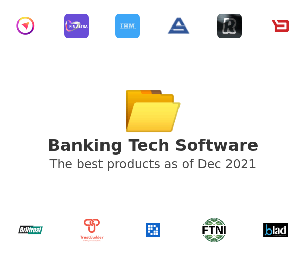 Banking Tech Software