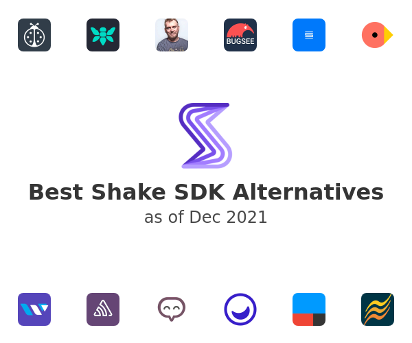 Best Shake SDK Alternatives