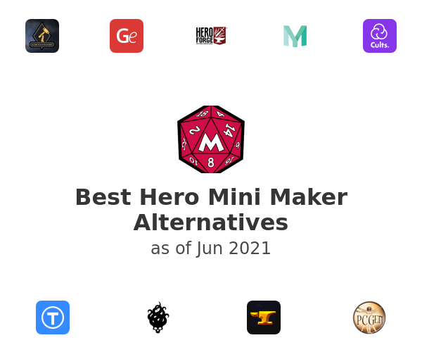 Best Hero Mini Maker Alternatives