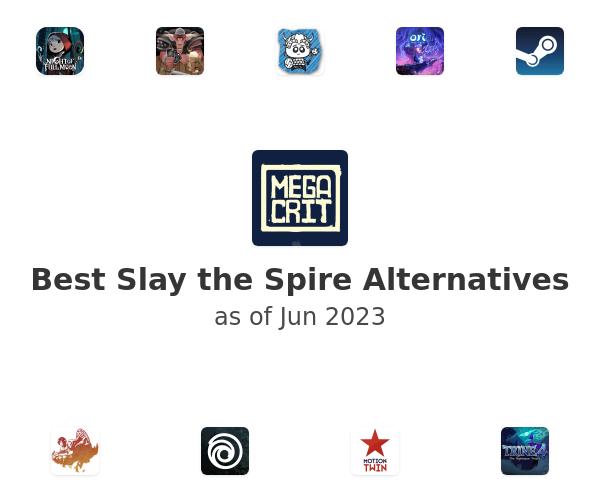 Best Slay the Spire Alternatives