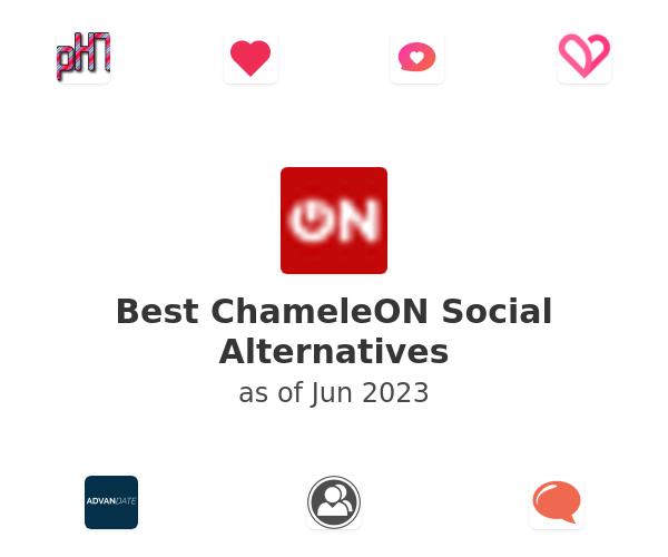 Best ChameleON Social Alternatives