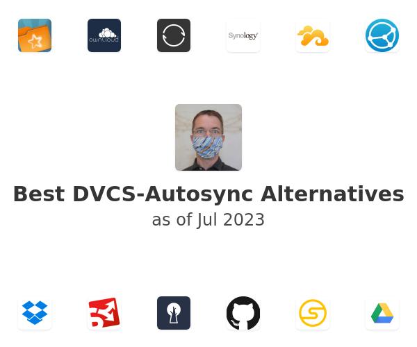 Best DVCS-Autosync Alternatives