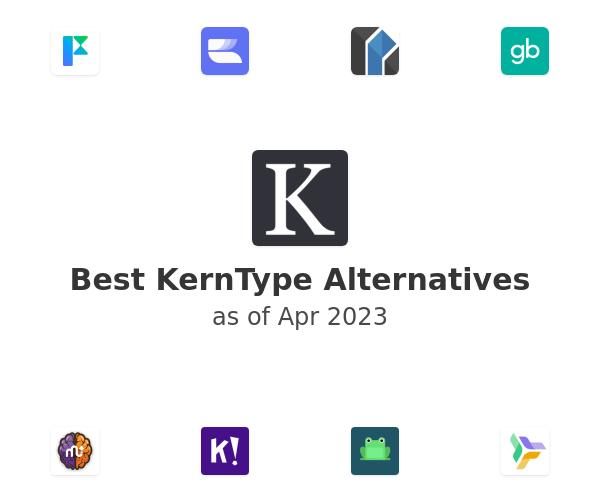 Best KernType Alternatives