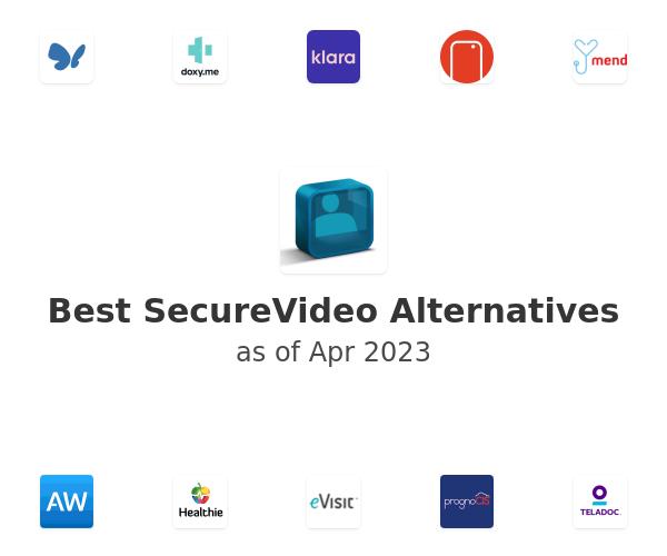 Best SecureVideo Alternatives
