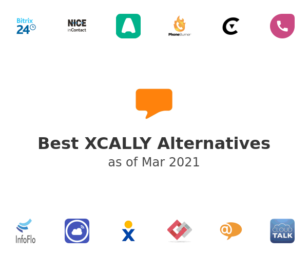 Best XCALLY Alternatives