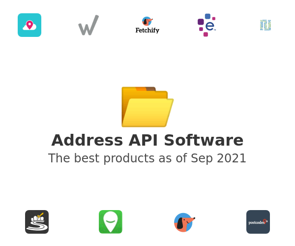 Address API Software
