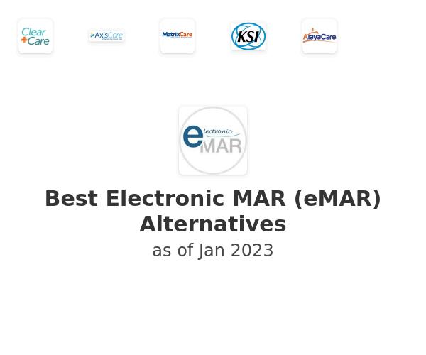 Best Electronic MAR (eMAR) Alternatives