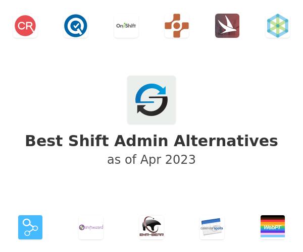 Best Shift Admin Alternatives