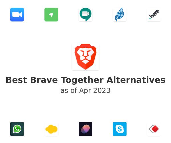 Best Brave Together Alternatives