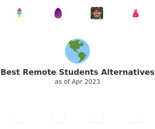 Best Remote Students Alternatives