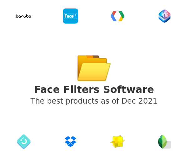 Face Filters Software