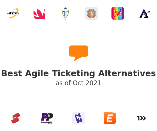 Best Agile Ticketing Alternatives