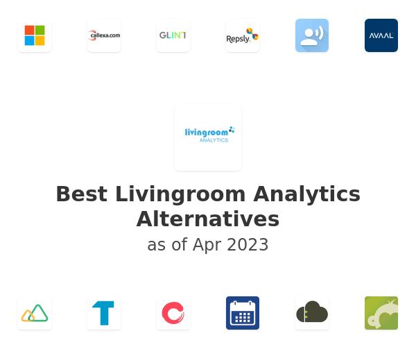 Best Livingroom Analytics Alternatives