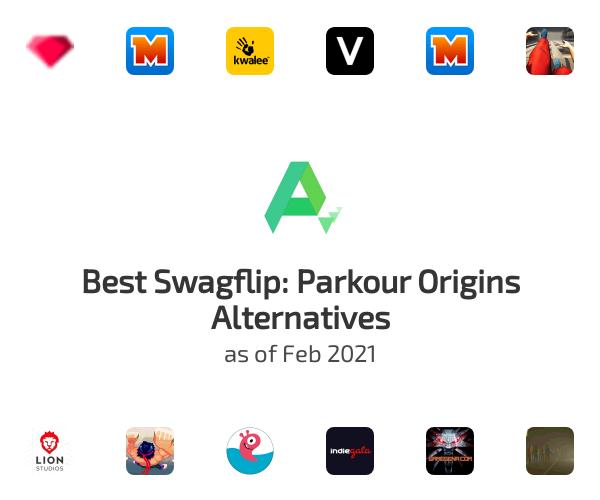 Best Swagflip: Parkour Origins Alternatives