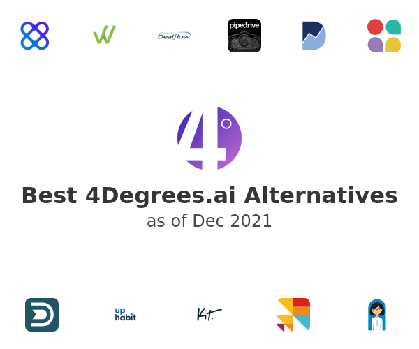 Best 4Degrees.ai Alternatives