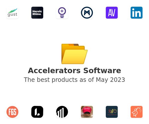 Accelerators Software